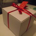 Bomboniera scatola